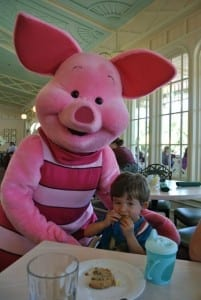 Ethan and Piglet