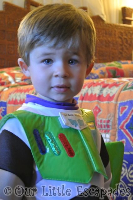 ethan as buzz lightyear