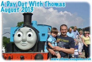 East Anglian Railway Museum A Day Out With Thomas