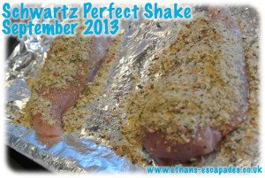 Schwartz Perfect Shake Chargrilled Chicken