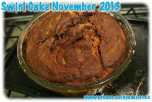 Betty Crocker's Chocolate Swirl Cake Mix