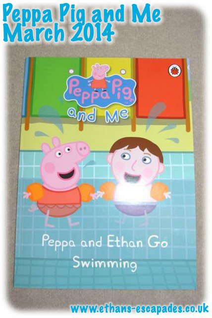 Penwizard Peppa Pig and Me Personalised Book