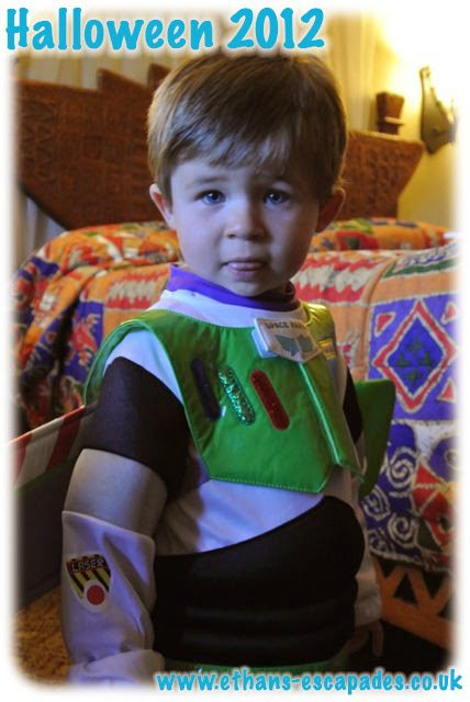 Halloween Buzz Lightyear