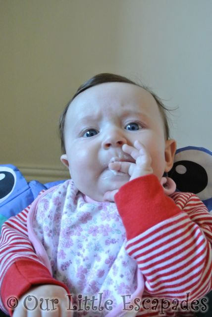 Weaning Baby Rice