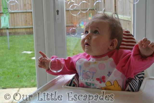 little e amazing bubbles