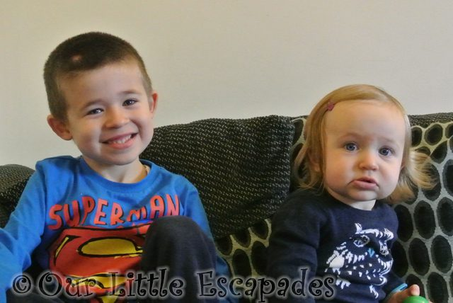 ethan little e 16 months old Siblings In 2015