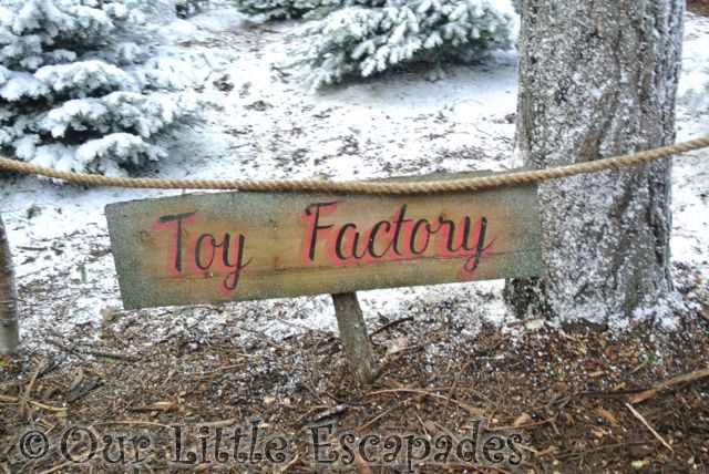 lalpland uk toy factory sign
