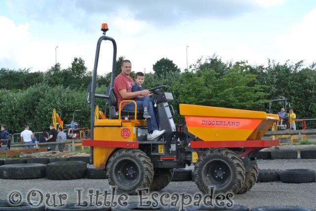 Diggerland Kent - REVIEW
