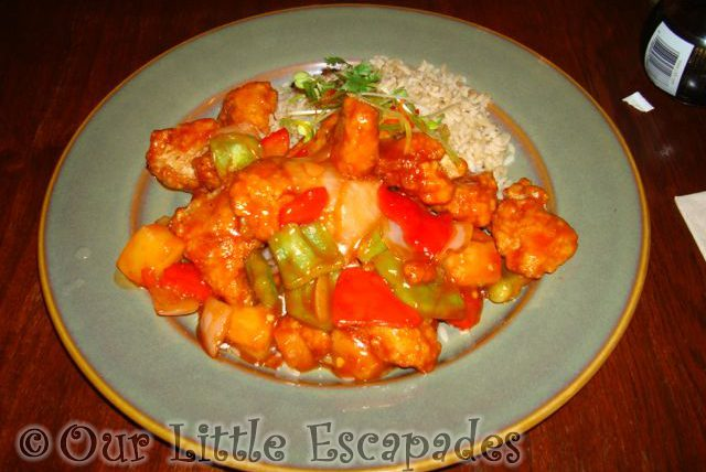 animal kingdom yak and yeti sweet and sour chicken