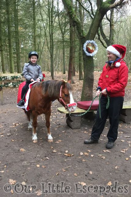 center parcs pony ride elveden forest