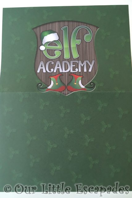 elf academy invitation center parcs elveden forest