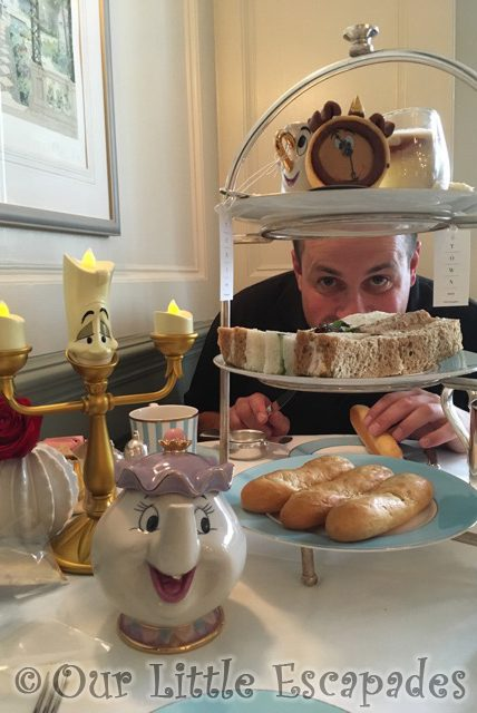 the kensington hotel tale as old as time beauty and the beast afternoon tea