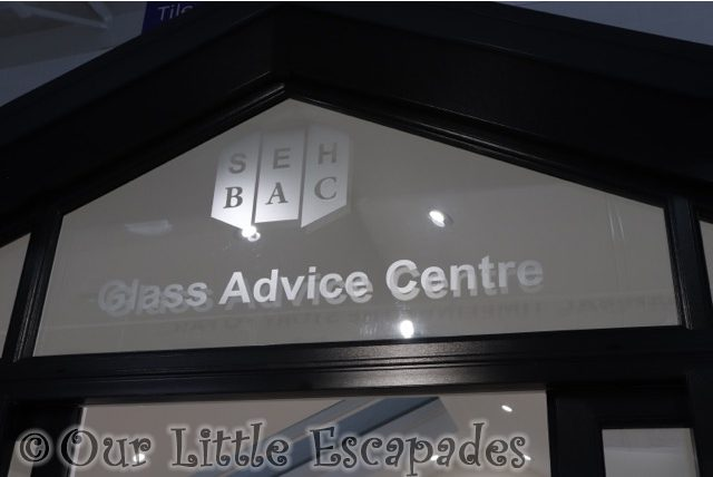 seh bac glass advice centre seh bac showroom colchester centre excellence