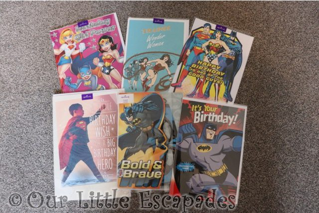 hallmark superhero birthday cards