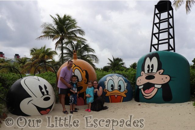 Our Morning On Castaway Cay Disney's Private Island