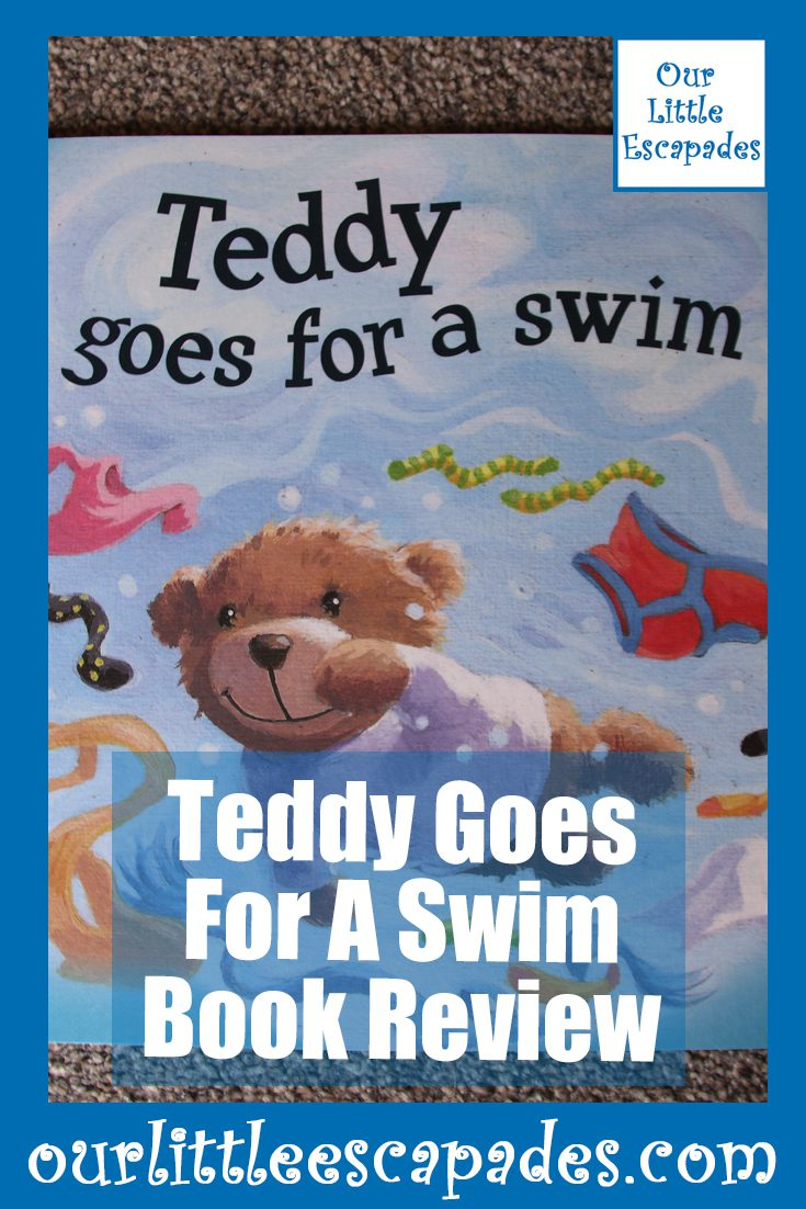 teddy goes for a swim book review