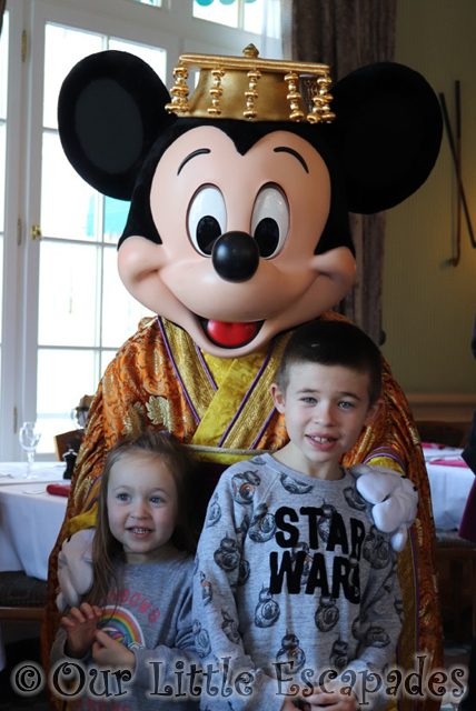 ethan little e mickey mouse chinese new year disneyland paris inventions sunday brunch