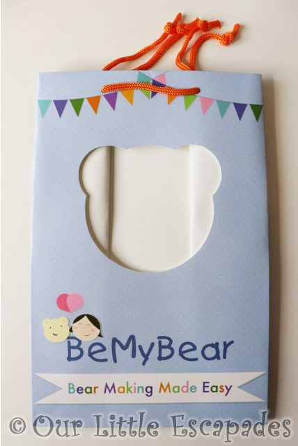 be my bear luxury gift bag