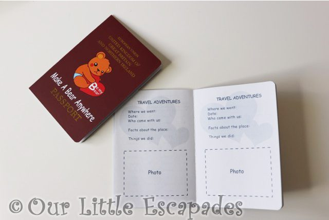 be my bear make bear anywhere passport adventures