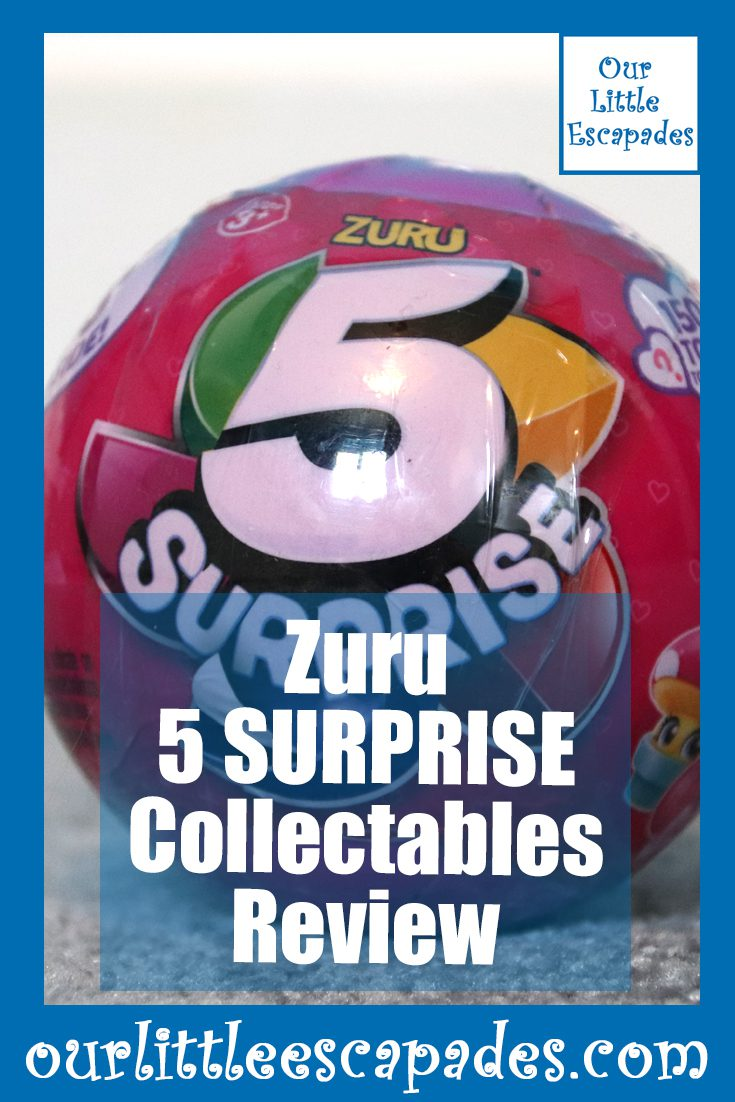 Zuru 5 SURPRISE Collectables Review
