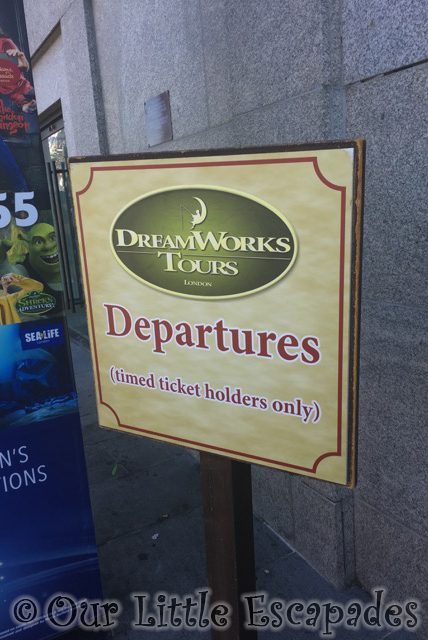 shreks adventure london dreamworks tours