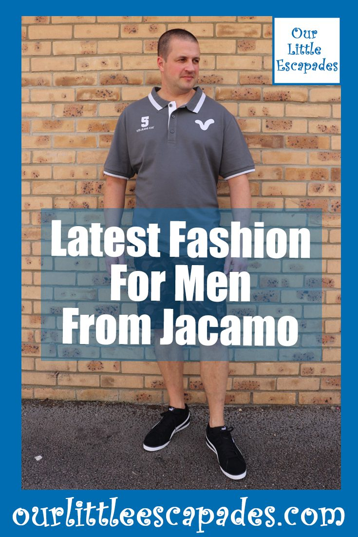 Latest Fashion For Men From Jacamo
