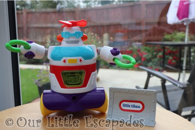 little tikes stem jr builder bot