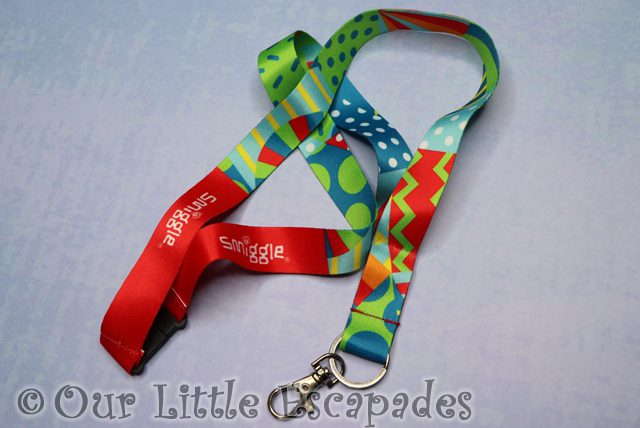 smiggle advent calendar contents lanyard