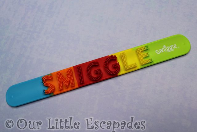 smiggle advent calendar contents slap band