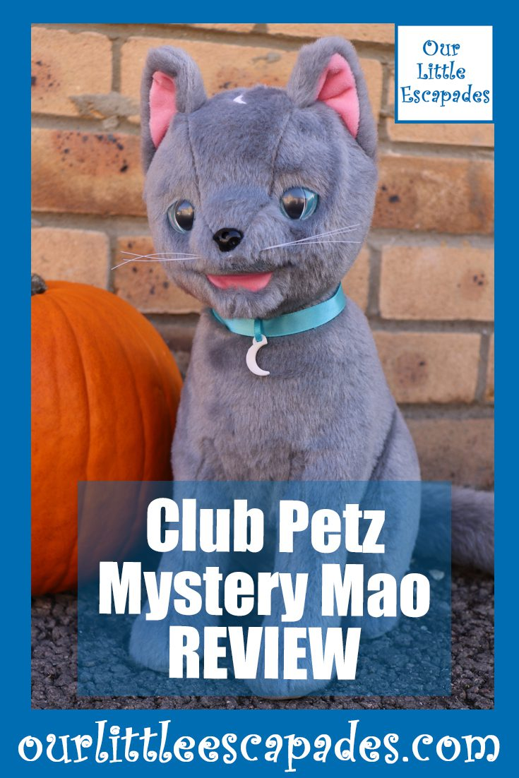 Club Petz Mystery Mao REVIEW