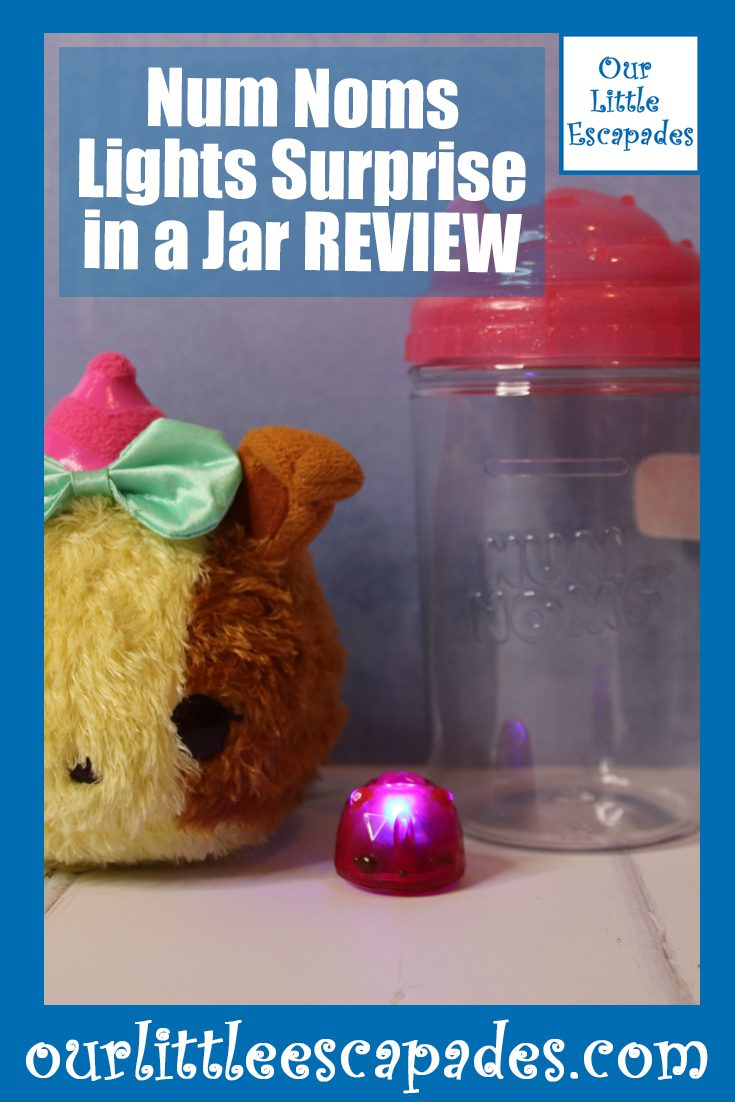 Num Noms Lights Surprise in a Jar REVIEW