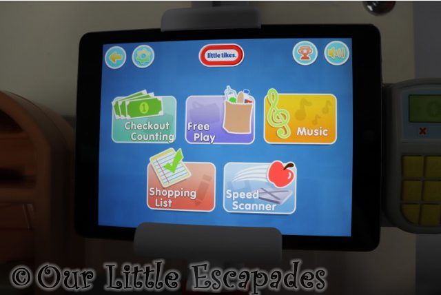 app functions little tikes shop n learn smart checkout
