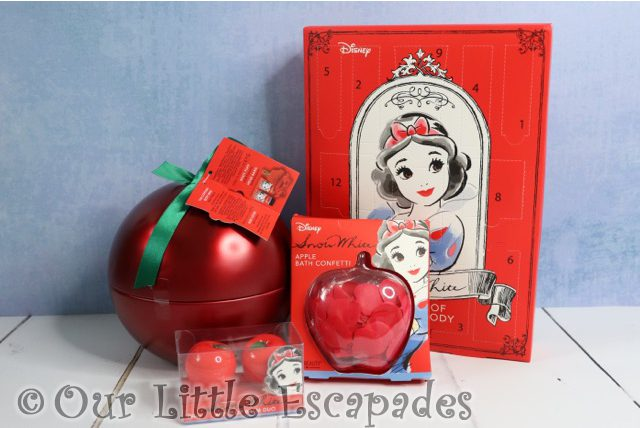superdrug snow white christmas gifts