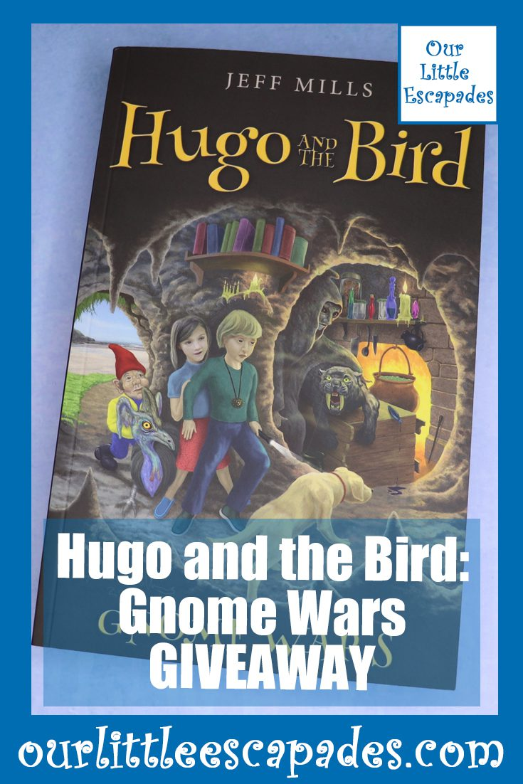 Hugo and the Bird Gnome Wars Giveaway