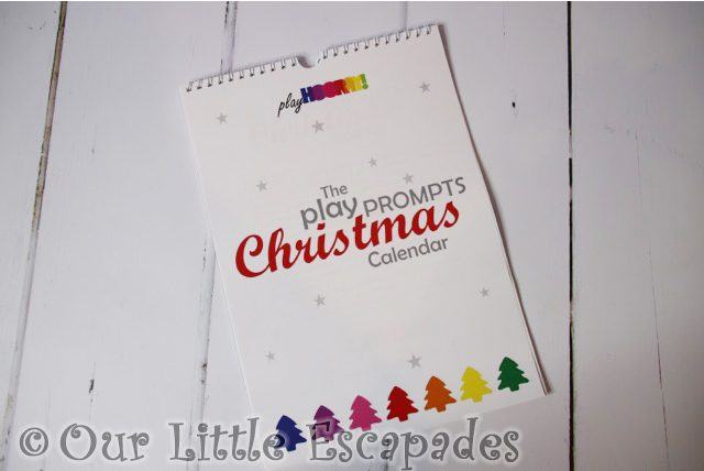 play hooray play prompts christmas calendar Advent Calendars For Kids