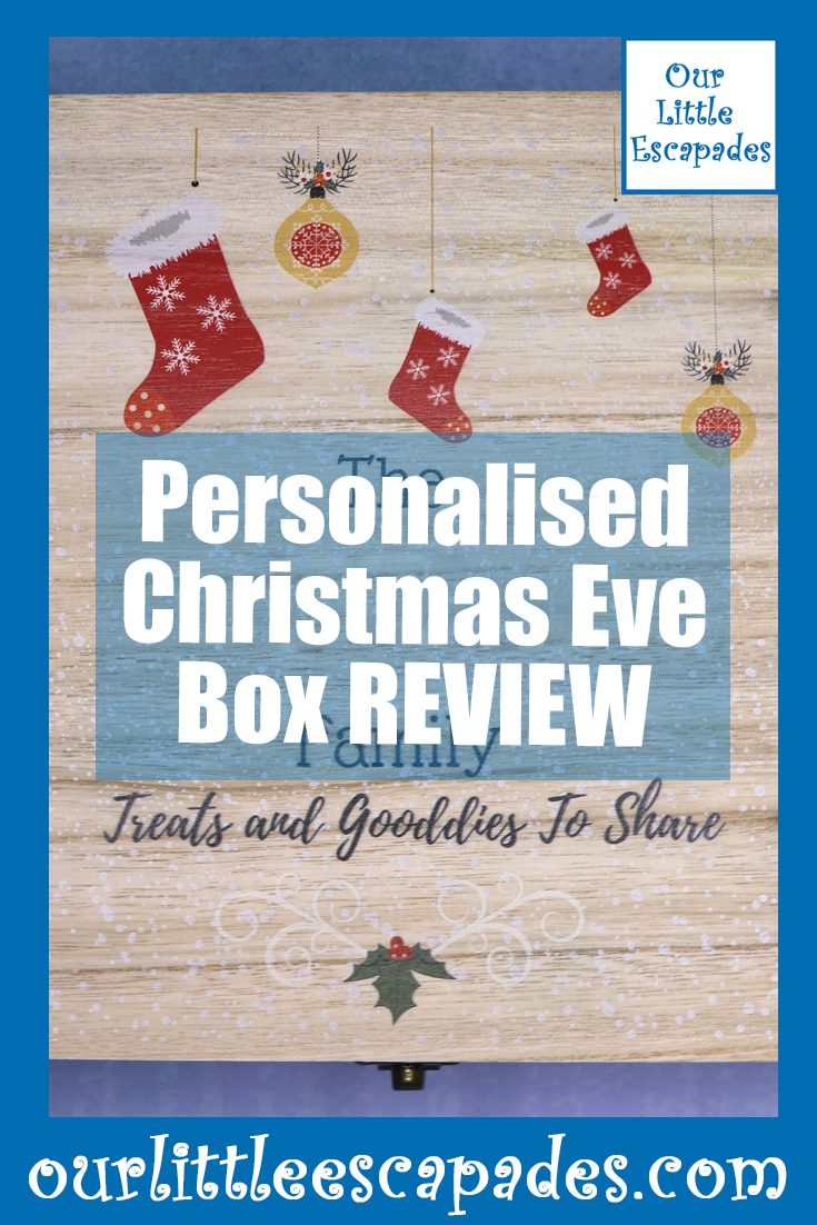 Personalised Christmas Eve Box REVIEW