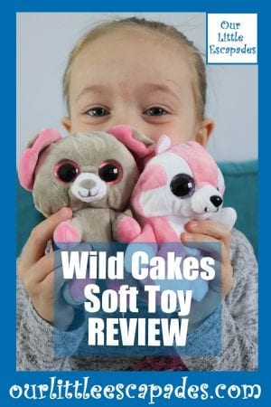 Wild Cakes Soft Toy REVIEW
