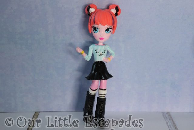 off the hook style doll alexis concert collection kitty cool