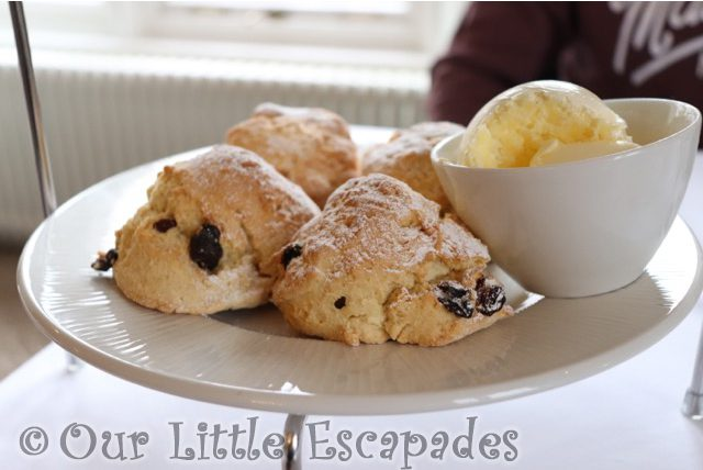 red letter days afternoon tea at wivenhoe house scones