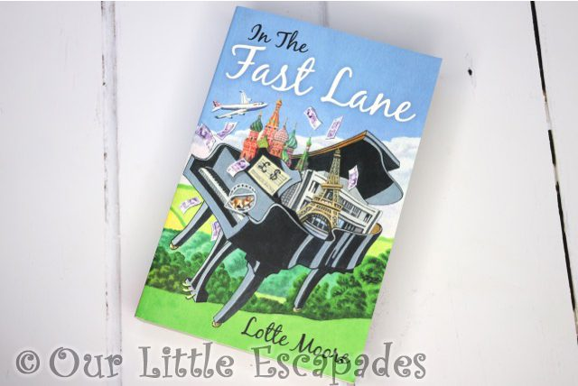 in the fast lane lotte moore