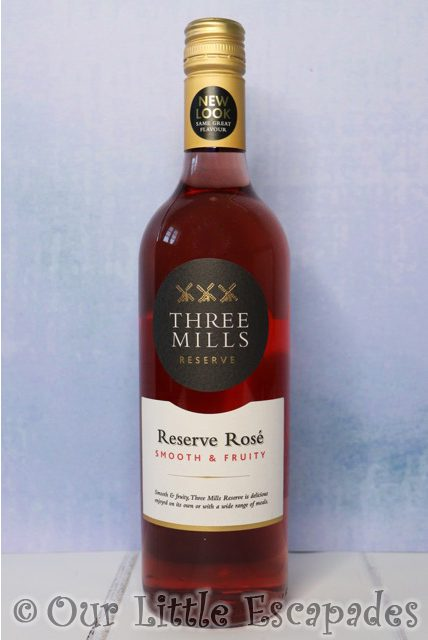 three mills reserve rose
