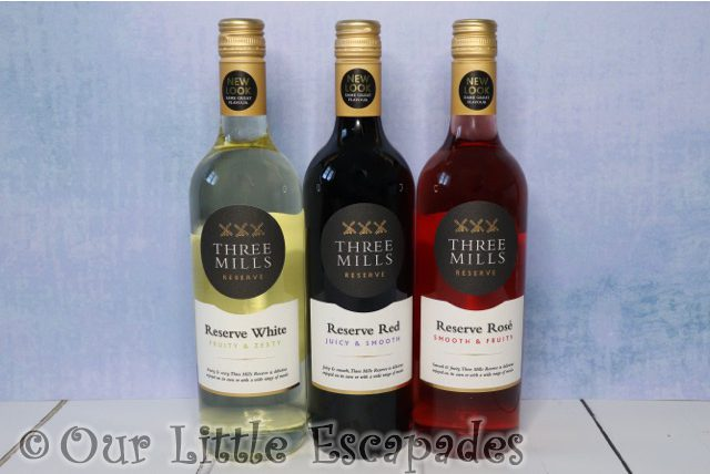 three mills wine Mothers Day Gift Ideas