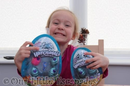 HATCHIMALS colleggtibles mermal magic little e