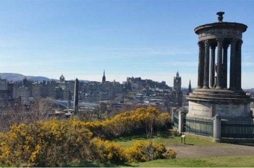Eclectic Edinburgh - 10 travel tips