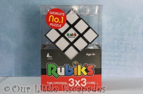 The Original Rubik's Cube GIVEAWAY
