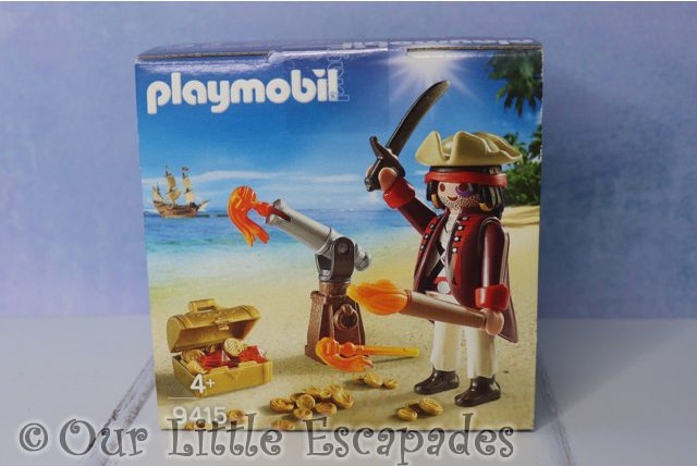 pirate cannon playmobil 9415