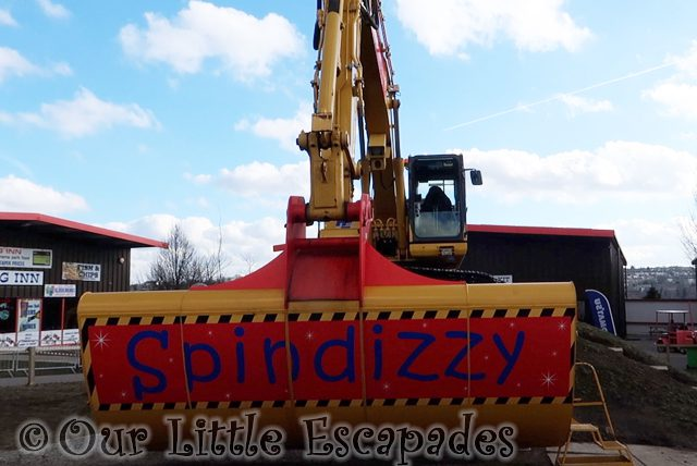 11 Things We Love About Visiting Diggerland Kent