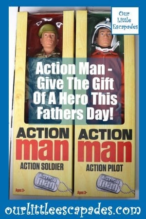 Action Man Give The Gift Of A Hero This Fathers Day