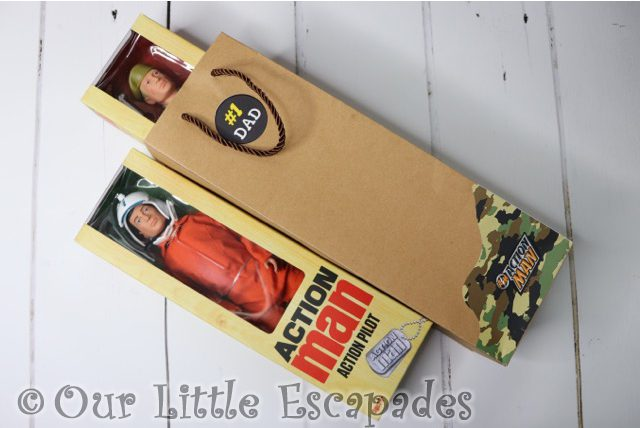 Action Man - Give The Gift Of A Hero This Fathers Day!