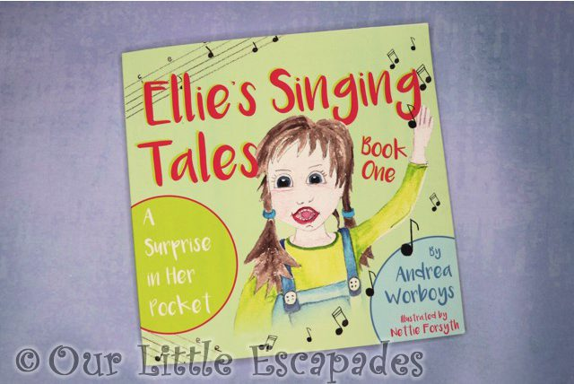 ellies singing tales book 1